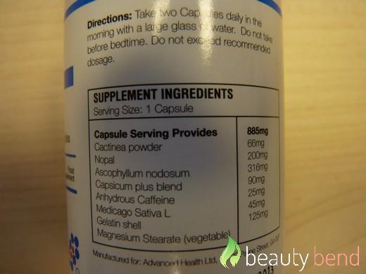 ingredients in meratol