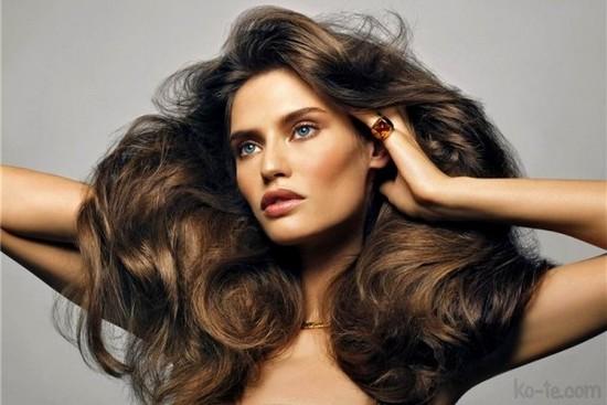 volume hair
