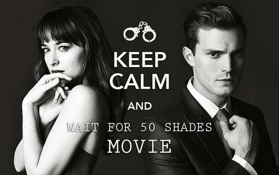 keep calm fifty shades