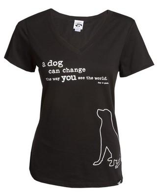 labrador tshirt for women