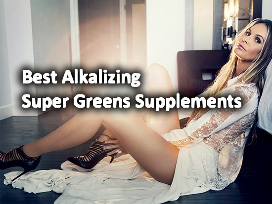 best alkalising super greens